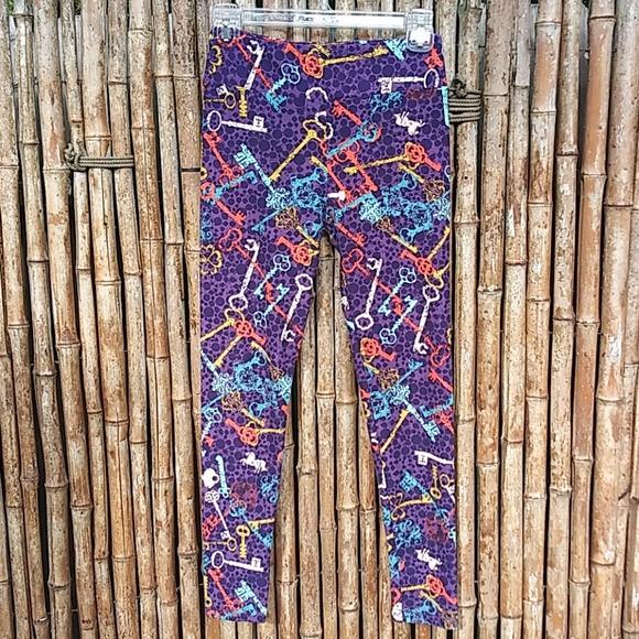 LulaRoe Ladies One Size Stretch Leggings Pants